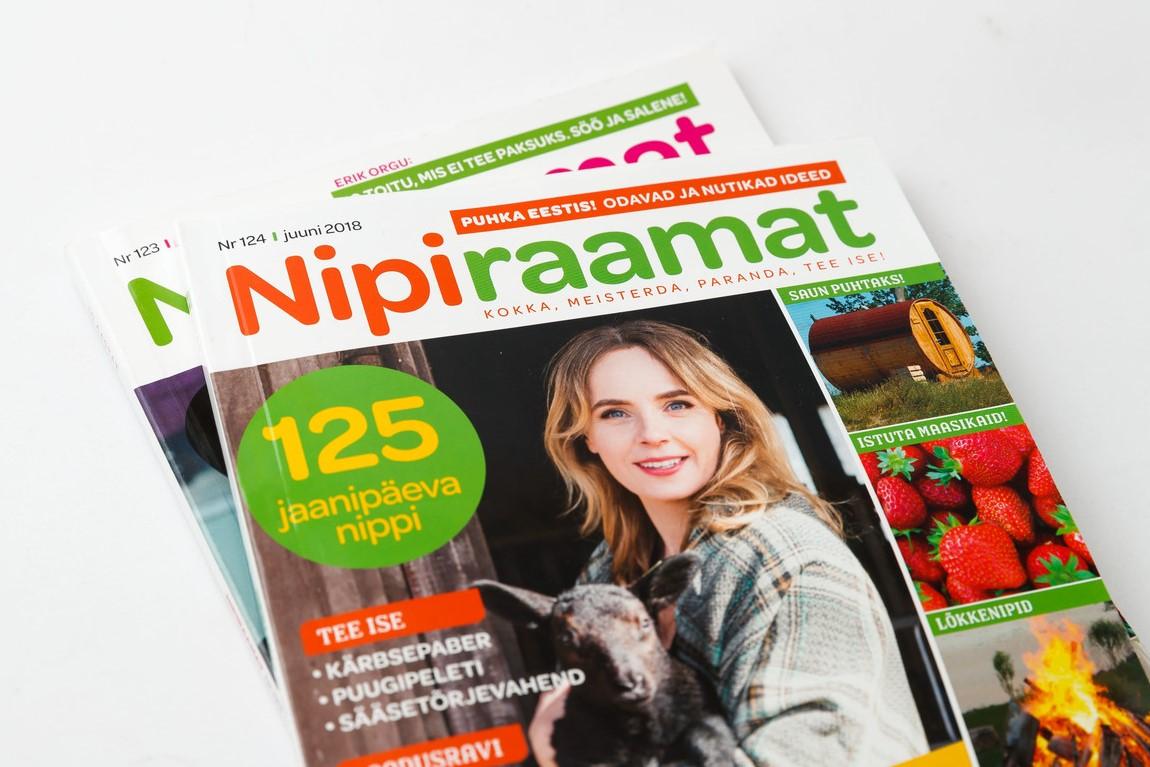 Nipiraamat